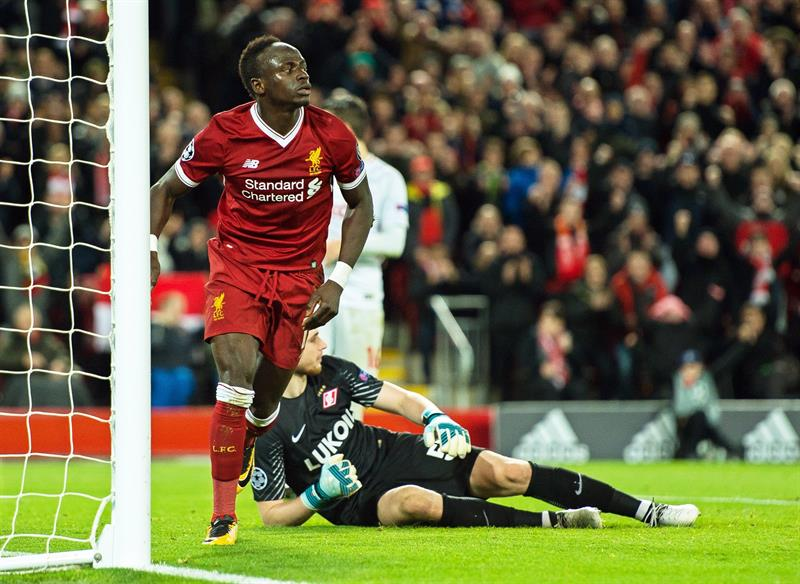 Sadio Mané proche du club — Real Madrid