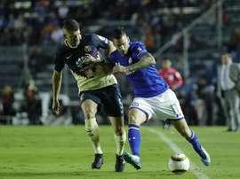 Nueva derrota de Cruz Azul. EFE/Archivo