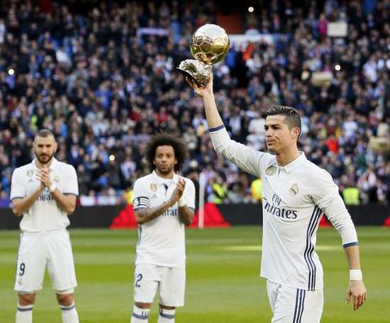 Ronaldo and Madrid are still feeling the affects of their split. EFE