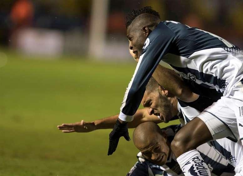 Monterrey venció por 0.2 a Veracruz. EFE