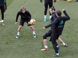 Juanlu ya ha dicho adiós al Madrid. EFE