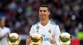 Le Portugais pourrait obtenir sa troisième récompense consécutive. EFE