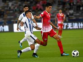 A Pachuca le costó, pero ya está en semifinales. AFP