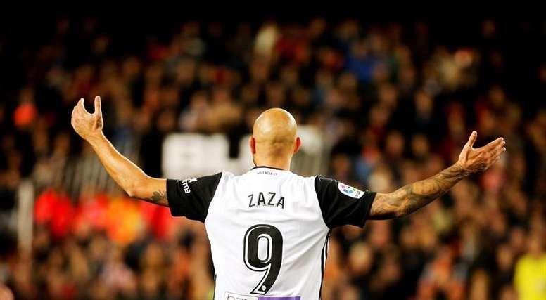 La Sampdoria sigue de cerca a Zaza. EFE