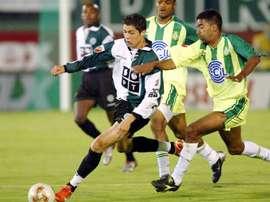 Ronaldo começou a sua carreira no Sporting. EFE