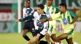 La academia del Sporting recibe el nombre de Cristiano. EFE