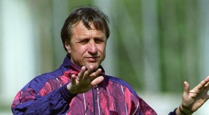 Cruyff, un genio del fútbol. EFE