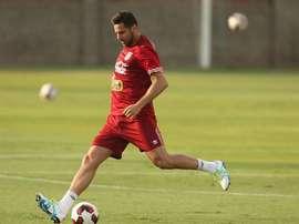 Pizarro sera-t-il retenu pour ce Mondial en Russie ? EFE