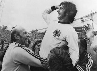 Faleceu o Gerd Müller aos 75 anos.EFE