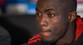 Le défenseur ivoirien Eric Bailly. EFE/Archive