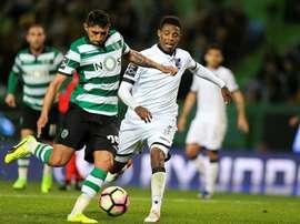 El Sporting de Lisboa se acerca a los cuartos de final. EFE/Archivo