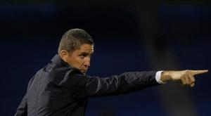 Garrido repite en la final con distinto club. EFE/Archivo