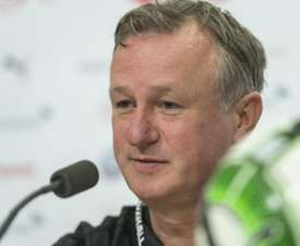 O'Neill is hoping for a result. EFE