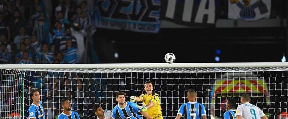 El 'Tricolor Gáucho' pierde a uno de sus jugadores por lesión. EFE/Archivo