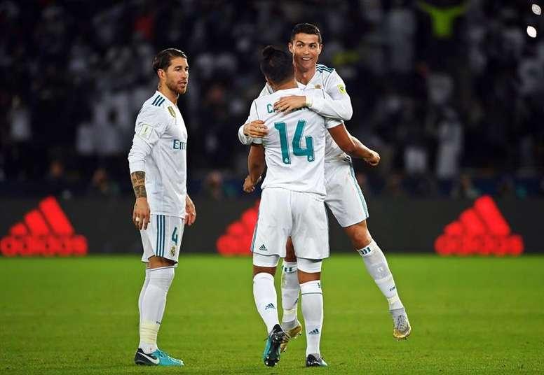 Le Real Madrid aimerait pouvoir compter sur Neymar, Hazard et Icardi lors du prochain mercato. EFE