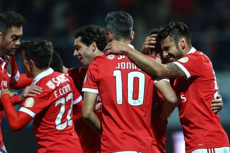 Le club portugais envisage de se renforcer. EFE