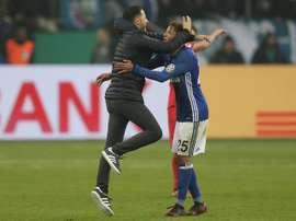 El Schalke 04 se reencontró con el triunfo tras dos derrotas consecutivas. EFE/Archivo