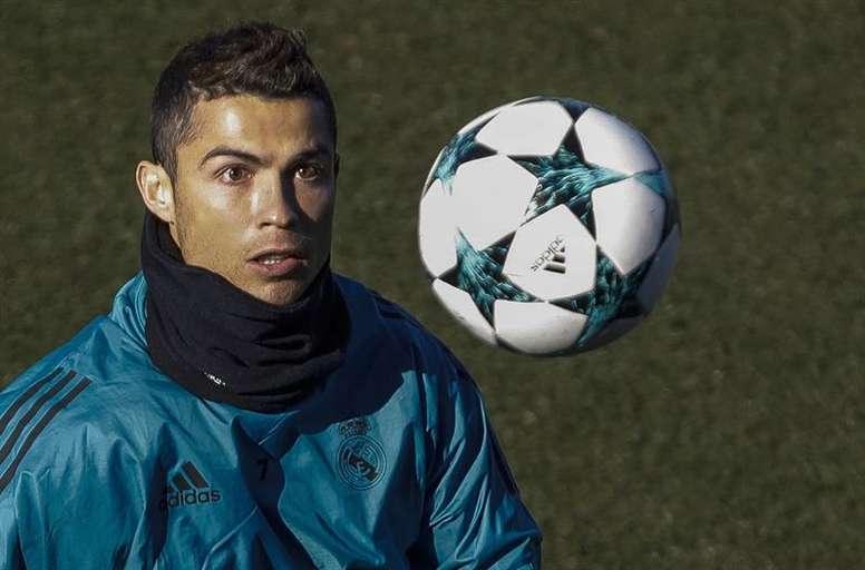 A reward for Ronaldo. EFE