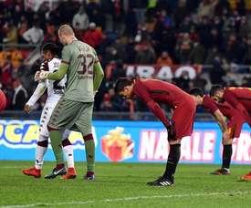 El Torino ganó por 1-2. EFE