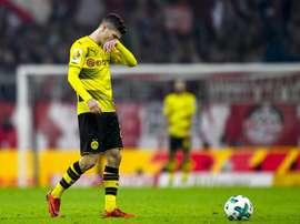 Dortmund se rend à Cologne. EFE