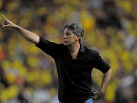 En la imagen, el técnico del Gremio de Brasil, Renato Gaúcho. EFE/Archivo