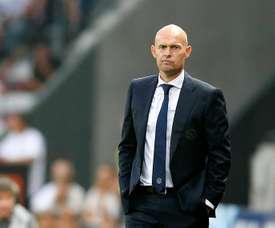 Marcel Keizer, nouvel entraîneur du Sporting Lisbonne. EFE
