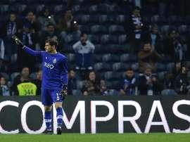 Le Sporting de Lisbonne a gagné face à Porto lors de la séance de penaltys. EFE/EPA