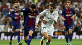 Kovacic avait pour mission de marquer Messi. EFE