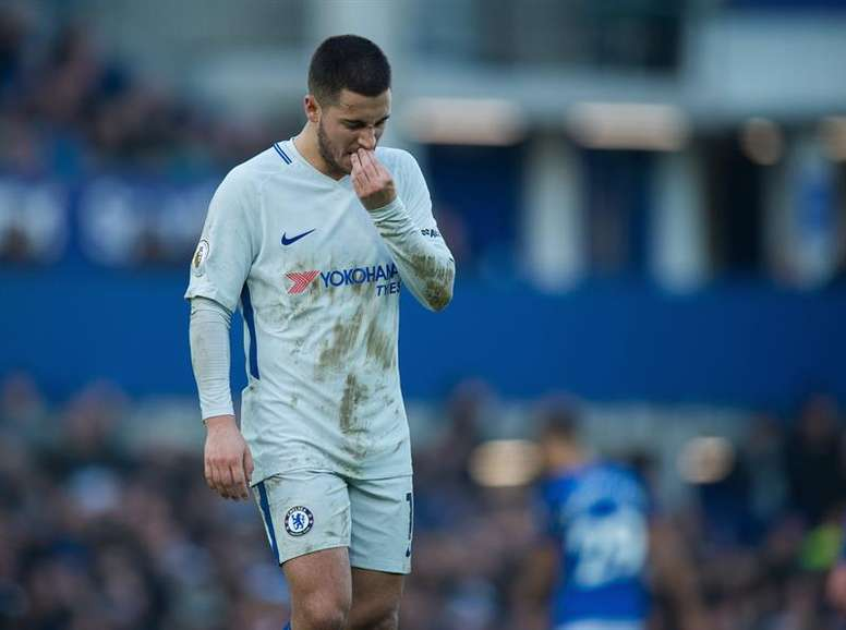 Hazard says he'll sign Chelsea deal. EFE/EPA