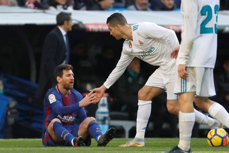 Real Madrid/Barcelone : Cristiano Ronaldo ou Messi ? Pelé à tranché !