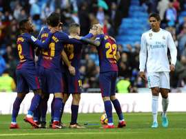 El Barcelona está invicto en lo que llevamos de temporada. EFE