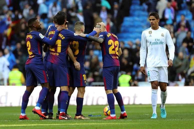 El fútbol no parará hasta el 'Clásico'. EFE