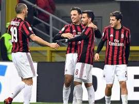 Milan a l'intention de se renforcer. EFE