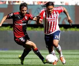 El mediocampista es el cuarto refuerzo del club mexicano. EFE/Archivo