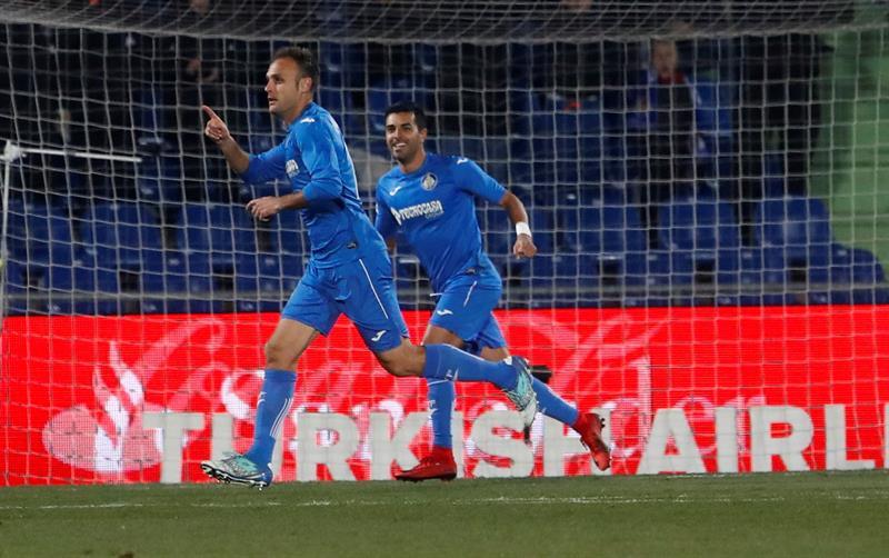El Getafe perdió sus últimos tres partidos en casa ante el Athletic