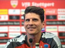 O jogador alemão foi o autor do único gol da partida. EFE