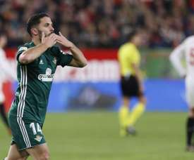 Durmisi devra affronter Messi et les siens dimanche prochain. EFE