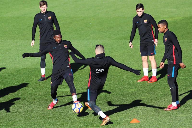 Barcelona sigue adelante en la Copa del Rey