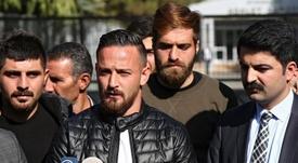 Naki, crítico con el presidente turco, fue disparado cuando estaba en Alemania. EFE