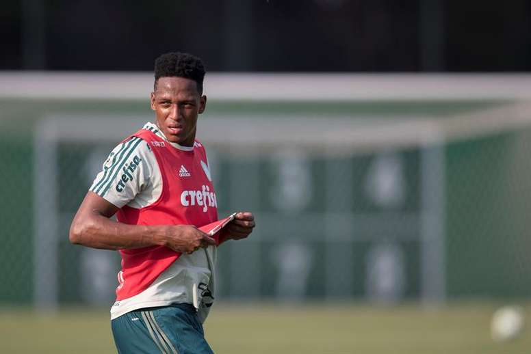 The Colombian is set to become Barca's second January signing. EFE/Archivo