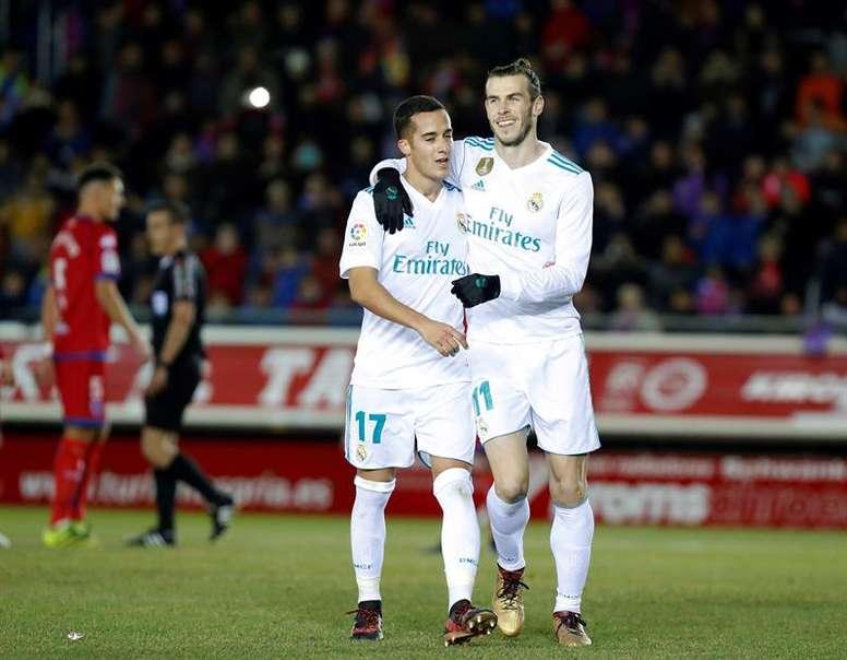 El Real Madrid de Capello se alzó con el campeonato. EFE/Archivo
