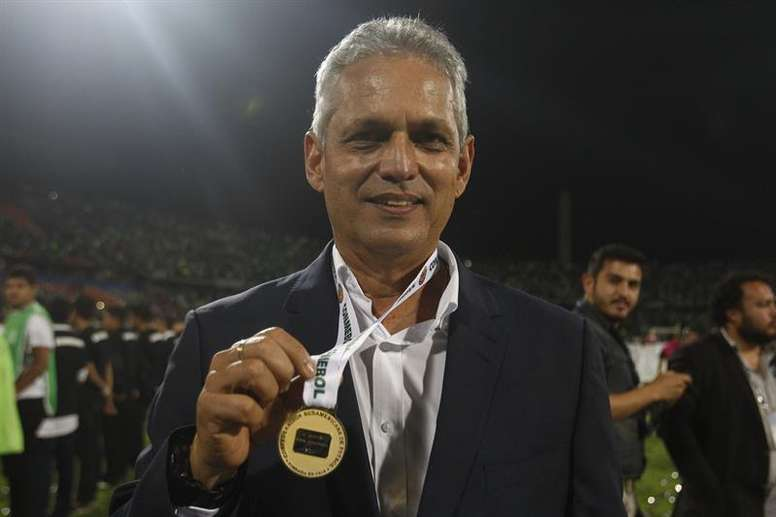 Un entrenador de probado éxito. EFE