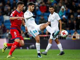 Real were shocked by Numancia. EFE