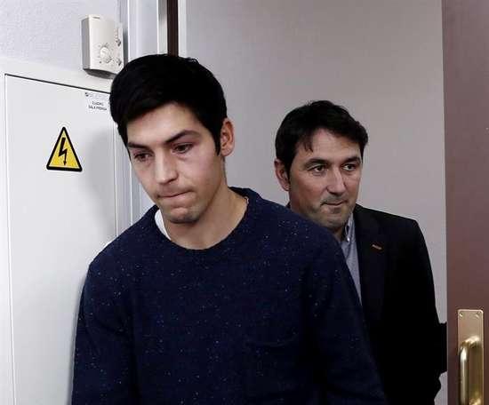 Borja Lasso, en casa para curarse. EFE