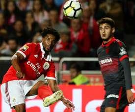 A abrir a 2ª volta da Liga NOS temos um sempre escaldante Sp. Braga - Benfica. EFE/Archivo
