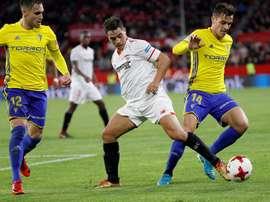 Sevilla já está nas quartas de final da Copa do Rei. EFE