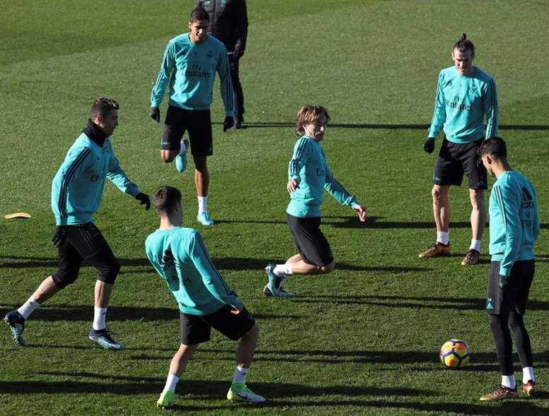 Le Real Madrid accueillera Villarreal. EFE