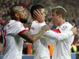 Nueva victoria del equipo de Heynckes. EFE