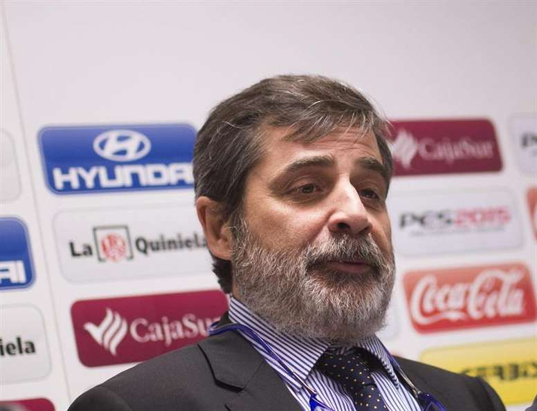 González se niega a vender el Córdoba. EFE