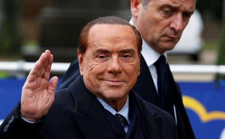 No investigarán la venta de Berlusconi a un consorcio de empresas chinas. EFE/Archivo